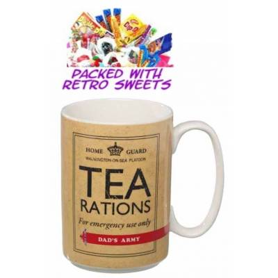 Tea Rations Cuppa Sweets