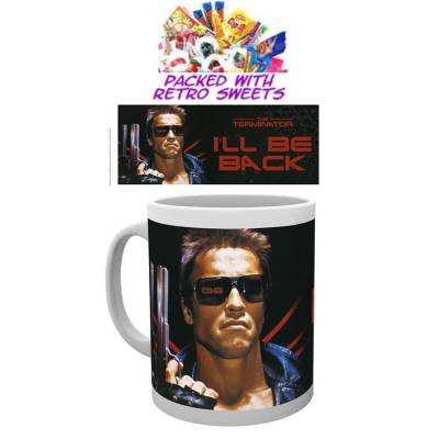 The Terminator Cuppa Sweets