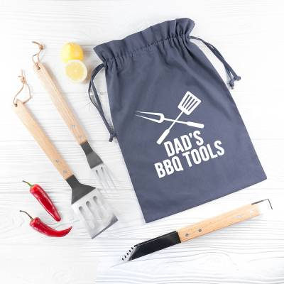 Personalised BBQ Tool Kit