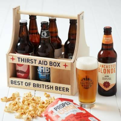 Thirst Aid Box