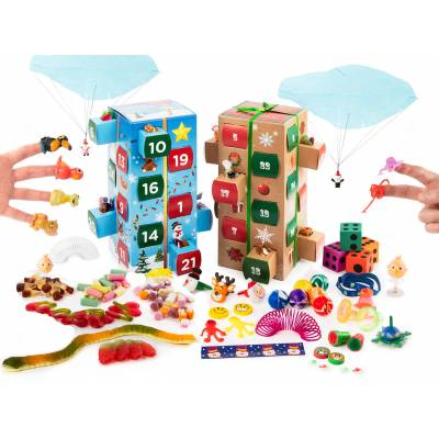 Toys and Sweets Advent Calendar