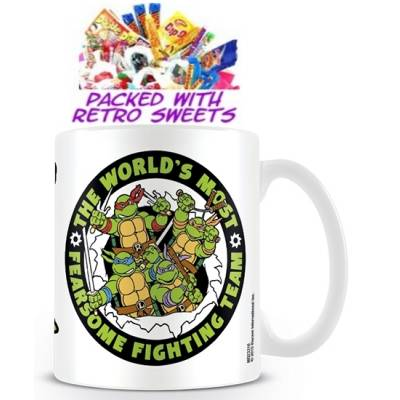 Turtles Cuppa Sweets - Sweets Gifts