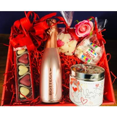 The Valentines Treats Hamper