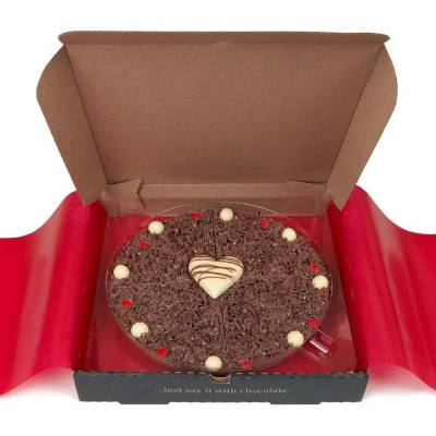 Valentines 10 inch Pizza