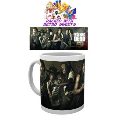 The Walking Dead Cuppa Sweets