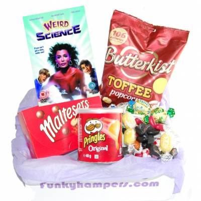 Weird Science Movie Box - Science Gifts