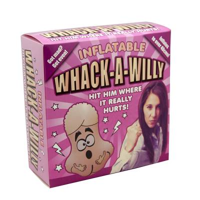 Inflatable Whack a Willy