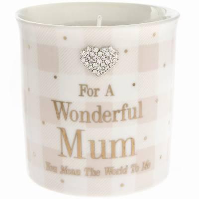 Wonderful Mum Scented Candle