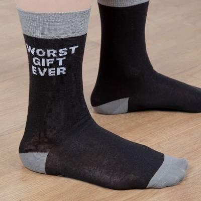 Worst Gift Socks