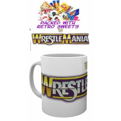 Wrestlemania Cuppa Sweets