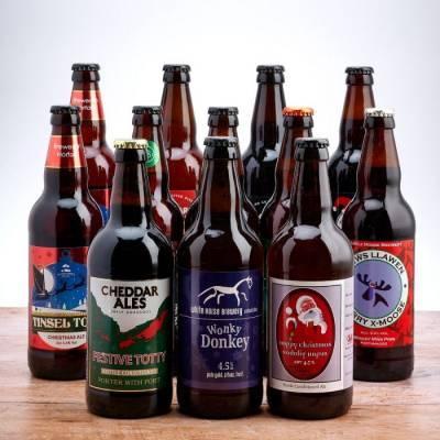 Christmas Beer Six Pack