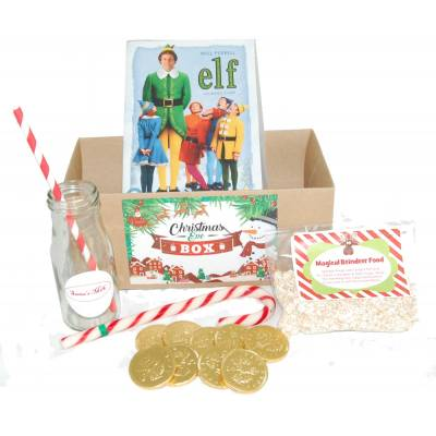 The Elf Christmas Eve Box