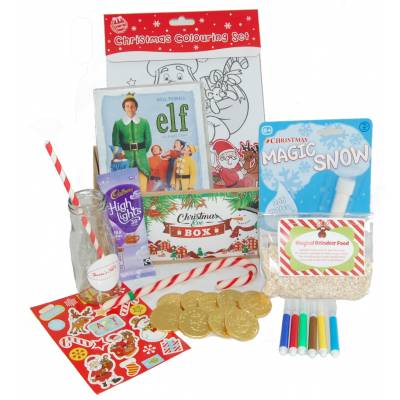 The Deluxe Elf Christmas Eve Box