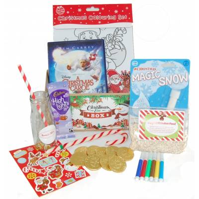 The Deluxe Christmas Carol Christmas Eve Box
