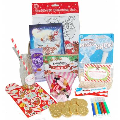 The Magical Christmas Carol Christmas Eve Box