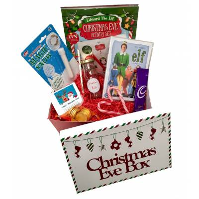 The Super Deluxe Elf Christmas Eve Box