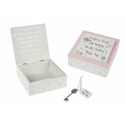Christmas Fairy Box with Santas Magic Key