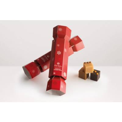 Christmas Fudge Cracker - Fudge Gifts