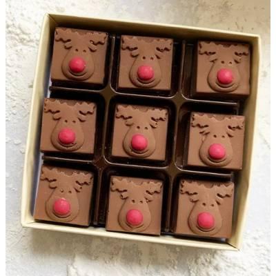 Christmas Reindeer Chocolate