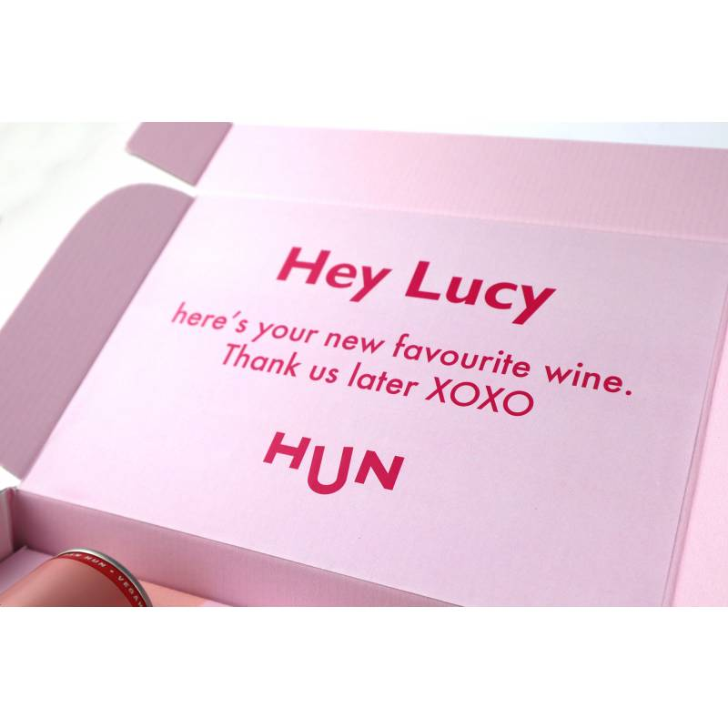 Personalised Wine Selection Box