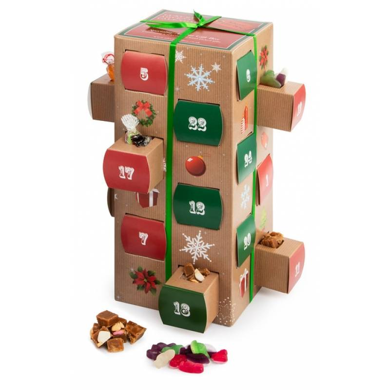 Sweet Treats Christmas Advent Calendar