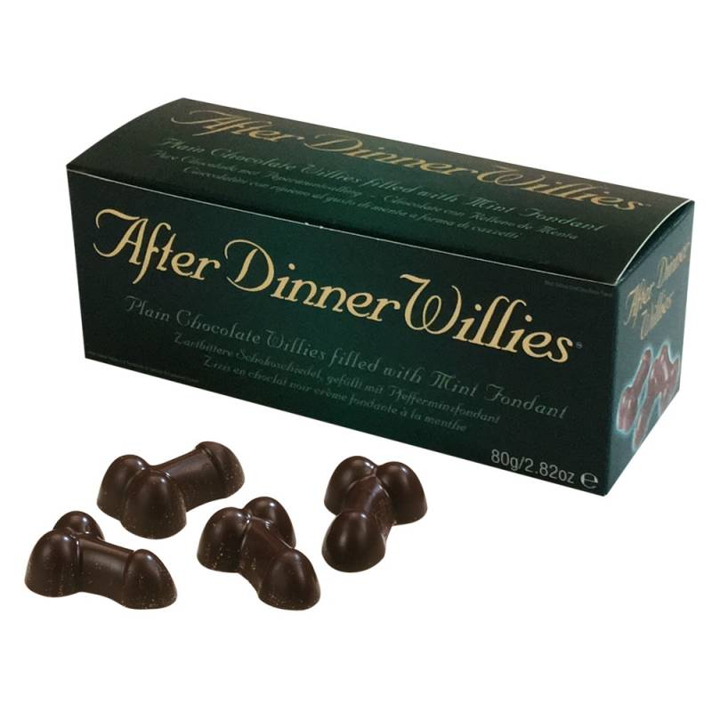After Dinner Mint Willies