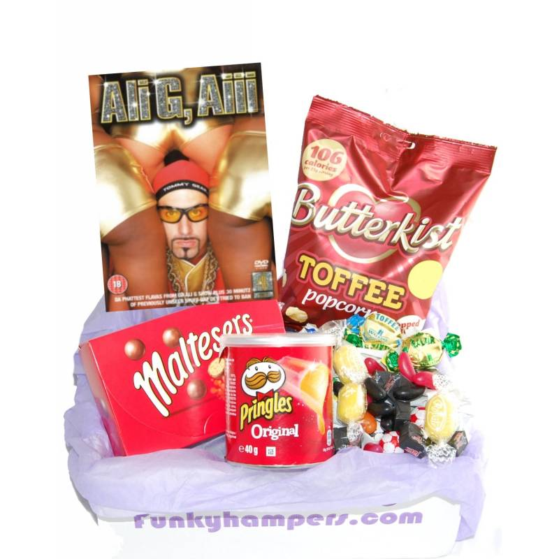 Ali G Aiii Movie Box