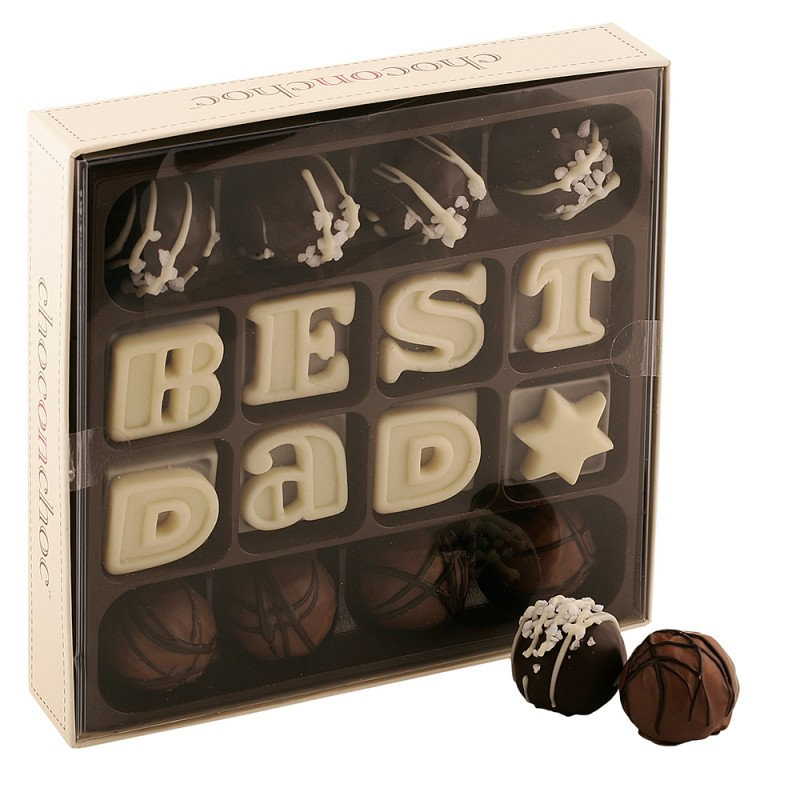 Best Dad Chocolate Selection