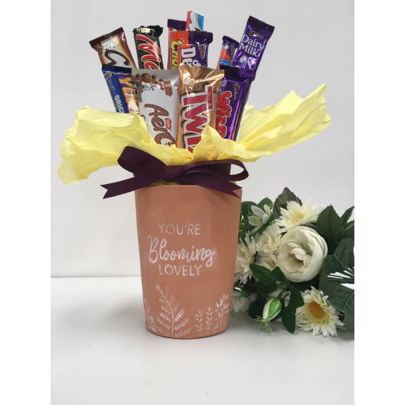 You're Bloomin Lovely Chocolate Bouquet