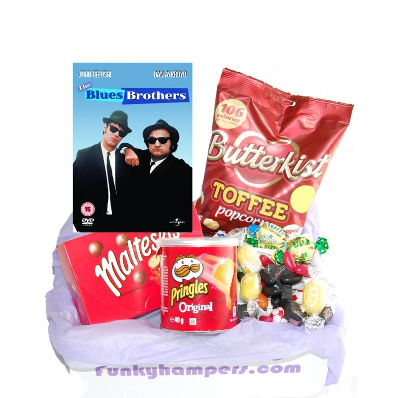 Blues Brothers Movie Box