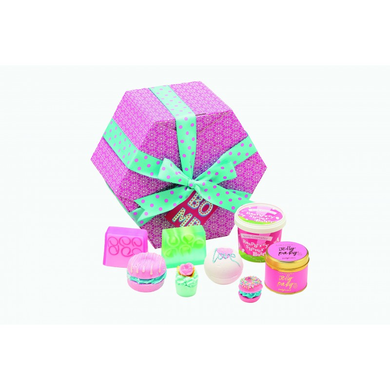 Bath Bomb Giant Gift Pack