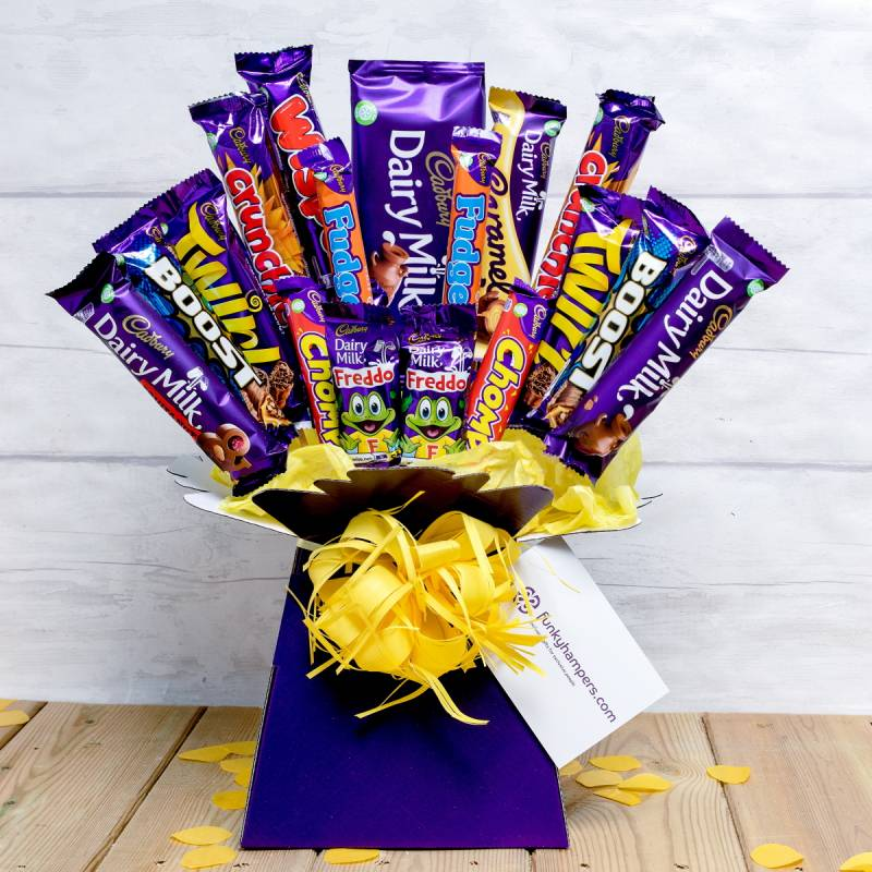 Cadburys Variety Chocolate Bouquet