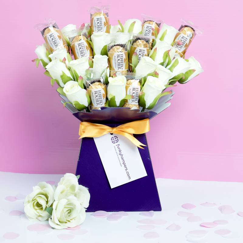 Chocolate Bouquets | Funky Hampers