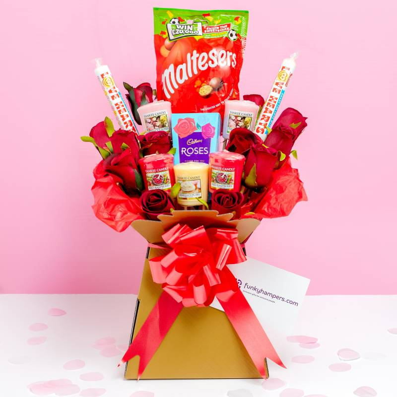 The Yankee Candle Love Bouquet