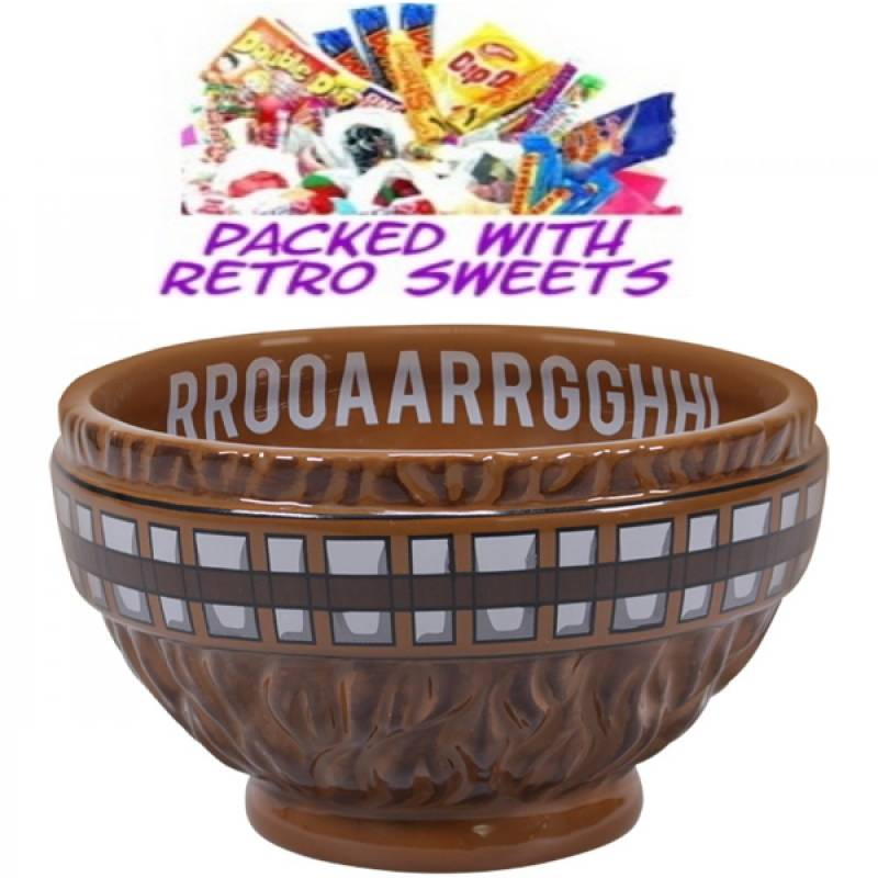 Chewbacca Star Wars Sweet Bowl