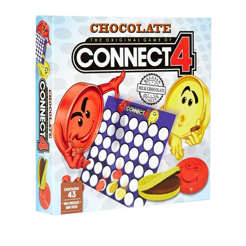 Chocolate Connect 4 Game