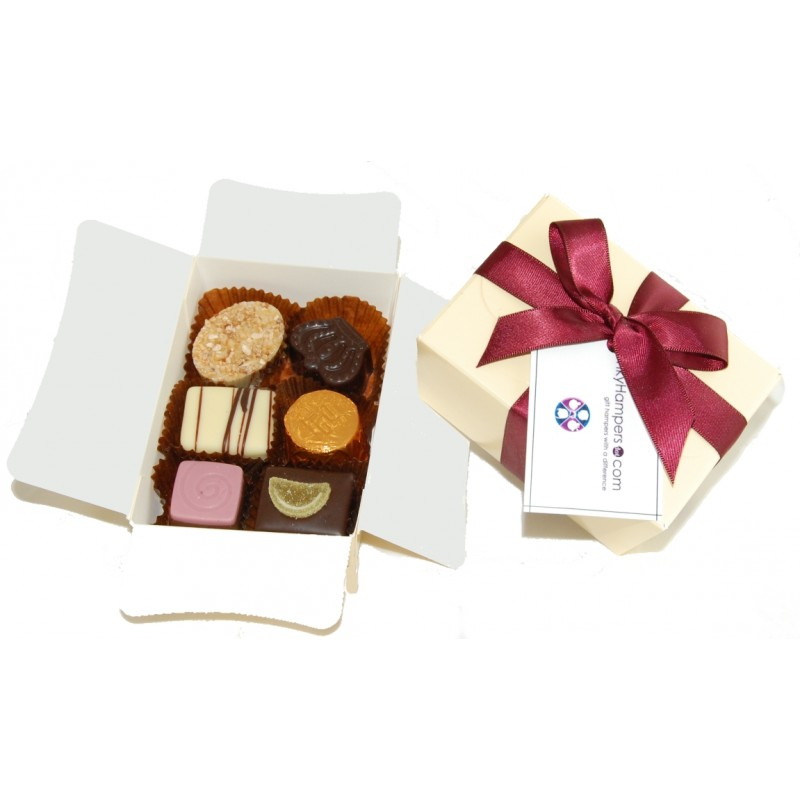 Box Of 12 Hand Made Chocolates