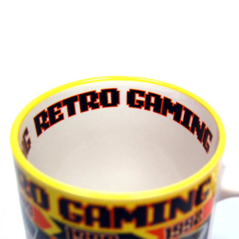 Retro Games Consoles Cuppa Sweets