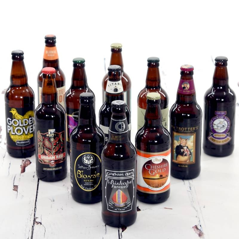 Best Of English Beers Gift