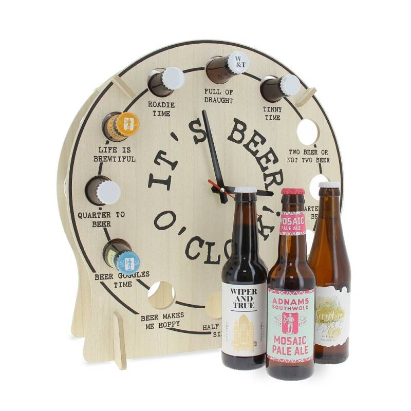 Beer Advent Clock