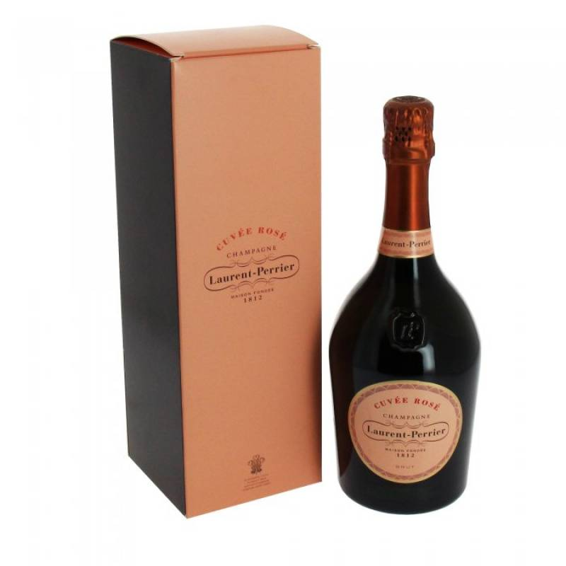 Laurent Perrier Rose Gift