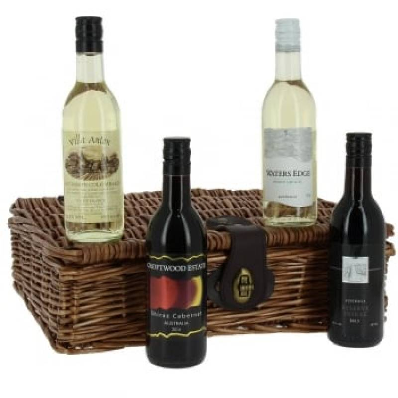 Mini Four Bottle Gift Hamper