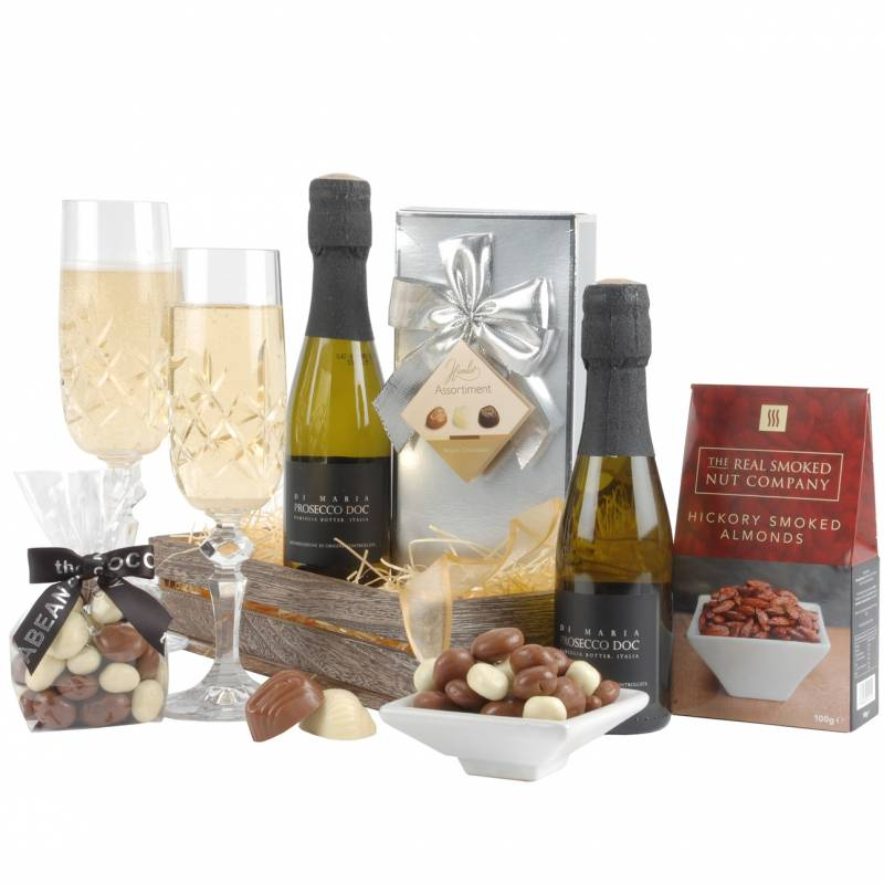 The Prosecco And Treats Sharing Hamper