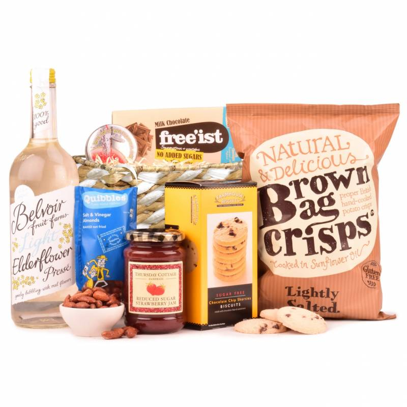 Luxury Diabetic Hamper