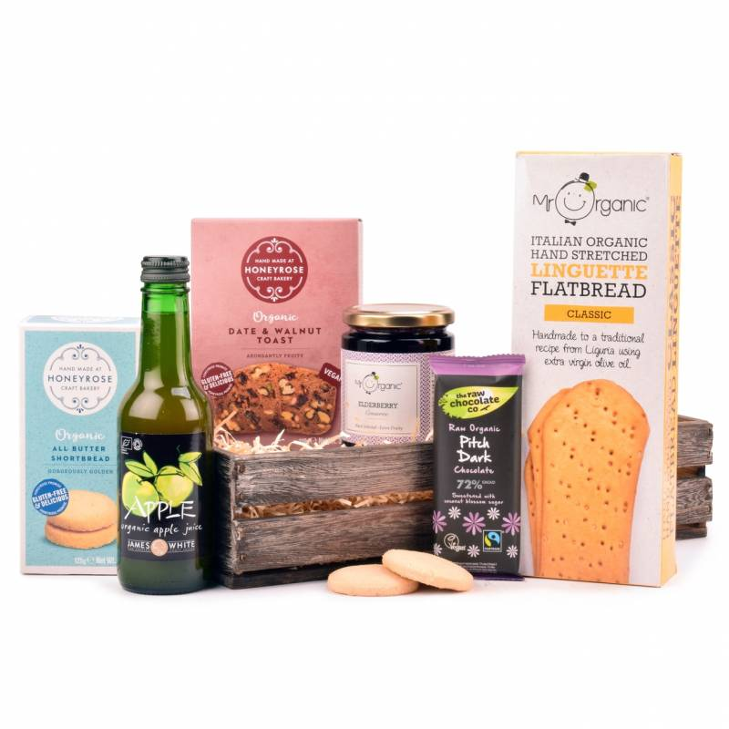Luxury Organic Treats Hamper