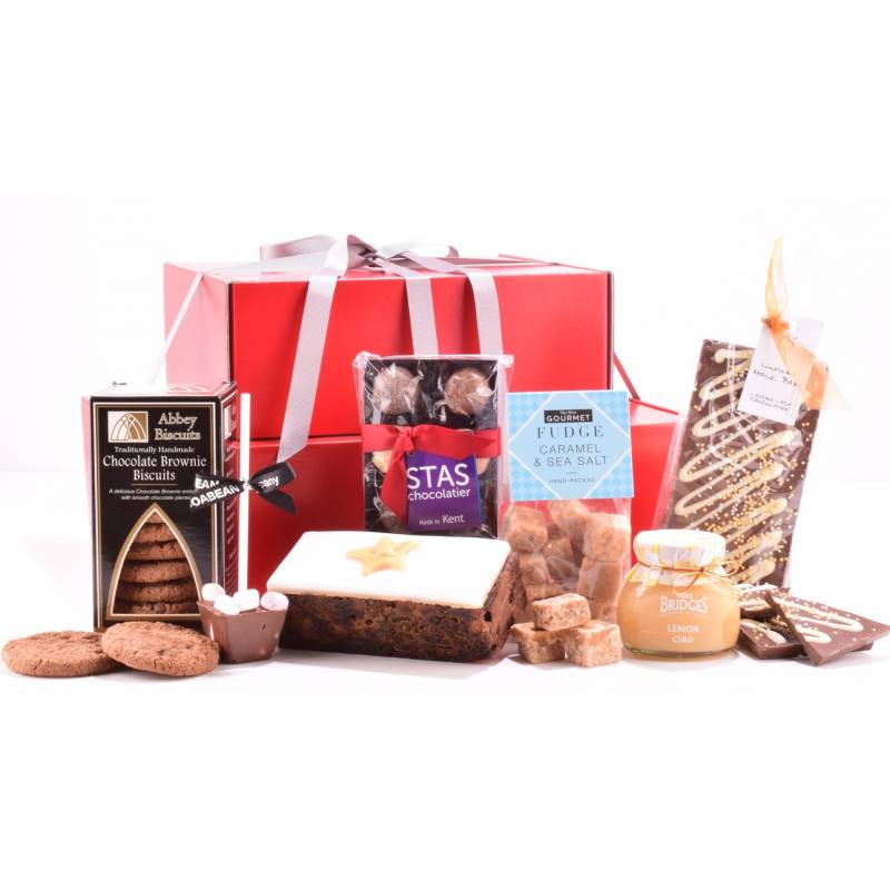 The Treat Tower Hamper