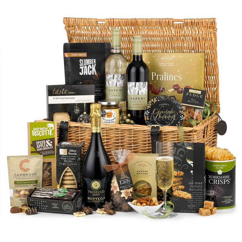 Seasons Greetings Christmas Hamper