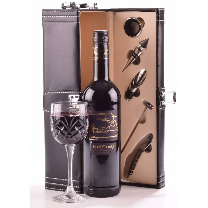 Red Wine Gift Case
