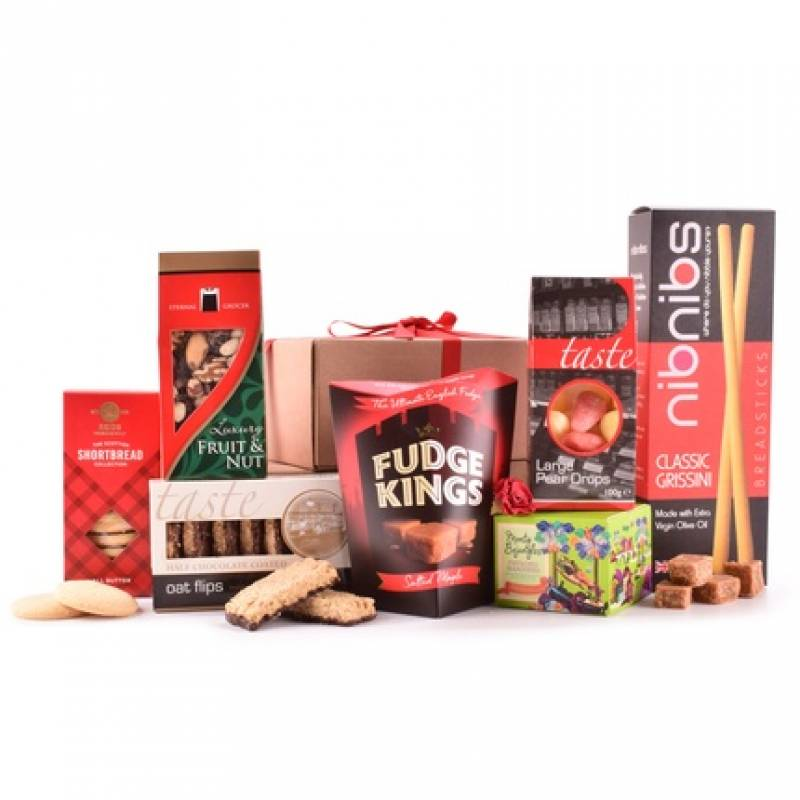 The Luxury Nibbles Gift Box