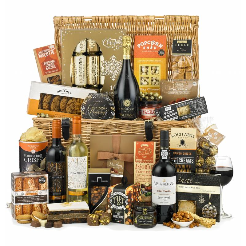 The Yuletide Feast Hamper